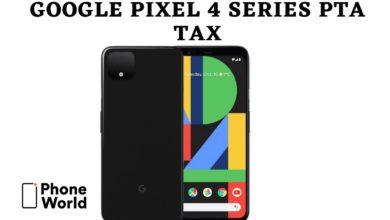 Google Pixel 4 tax