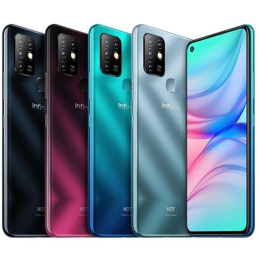 Hot 10 S budget smartphones