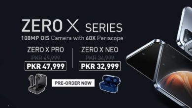 See beyond with Infinix Zero X series, now available for pre-orders