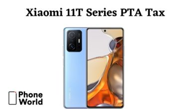 Xiaomi 11t tax