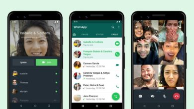 WhatsApp Adds a button For Joining Audio/ Video Group Calls Anytime