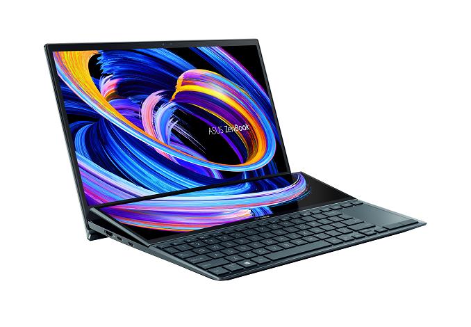 ASUS Brings Latest ZenBook Duo UX482 and Tilting ScreenPad Plus to Pakistan