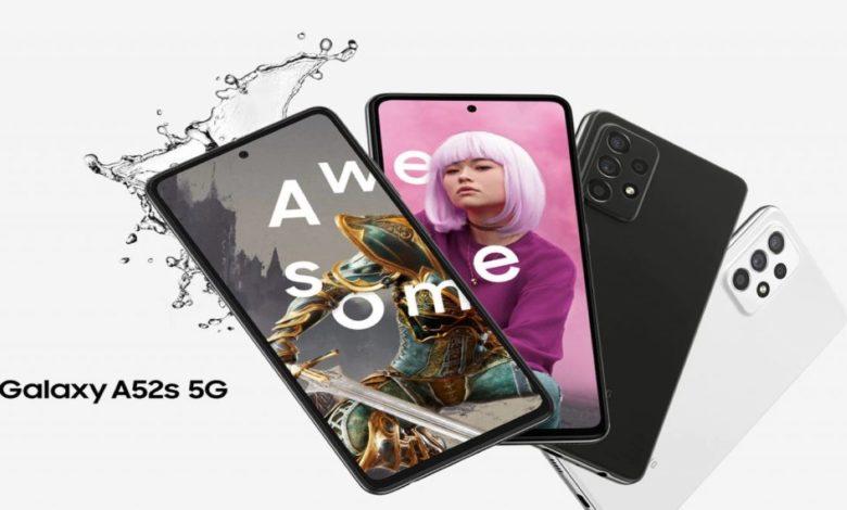 A52s 5G