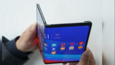 oppo's first foldable phone