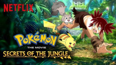 Pokémon's latest movie