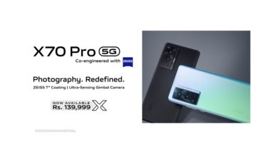 Welcome the Dawn of Photography with vivo X70 Pro, Now Available in Pakistan