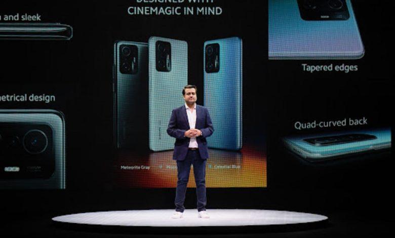 Xiaomi 11 T series